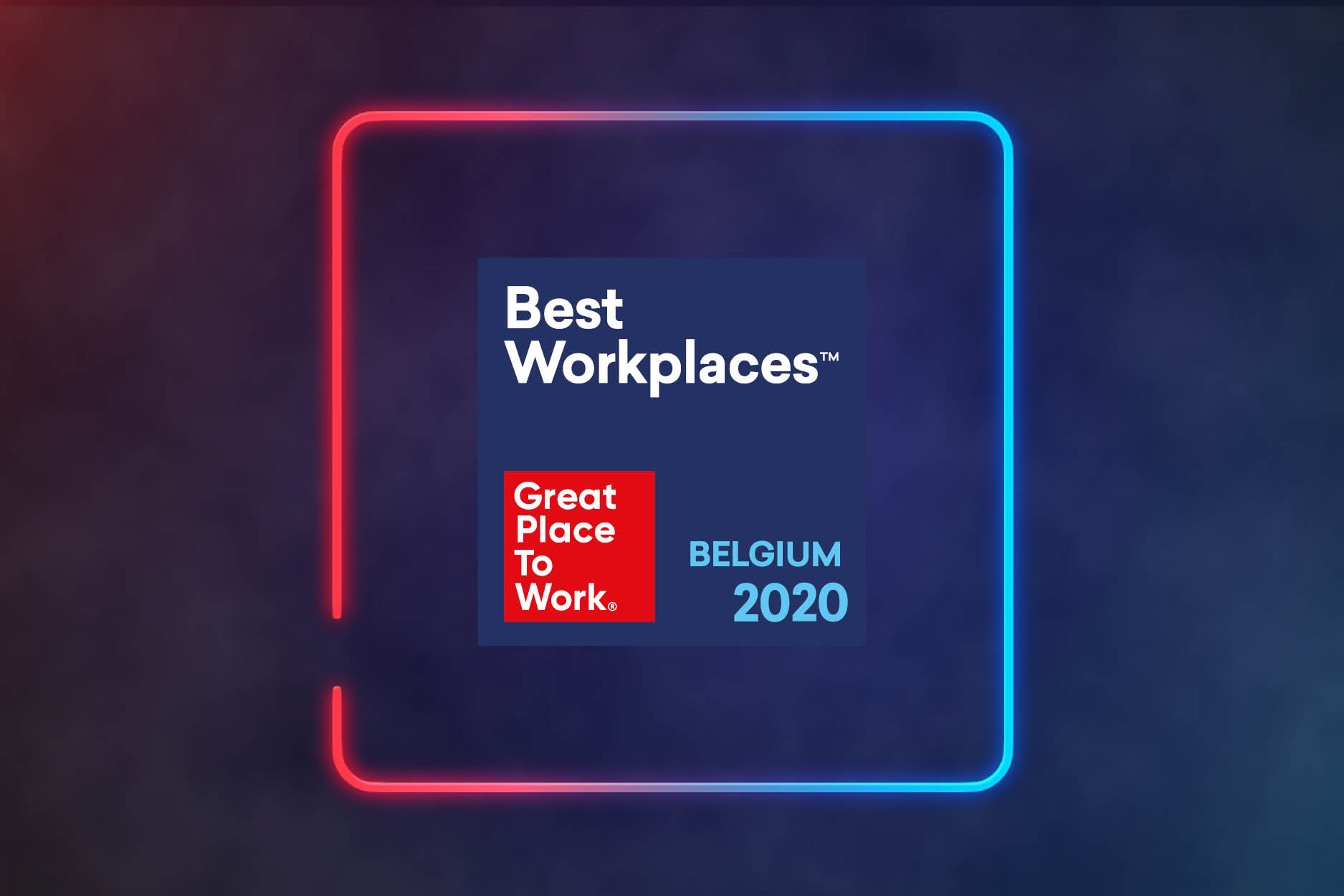 45 Belgian companies can call themselves a 'Great Place to Work®'