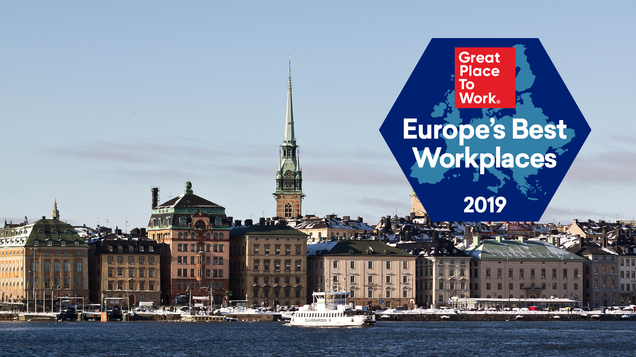 Employees put their ideas to work at the 2019 Best Workplaces™ in Europe