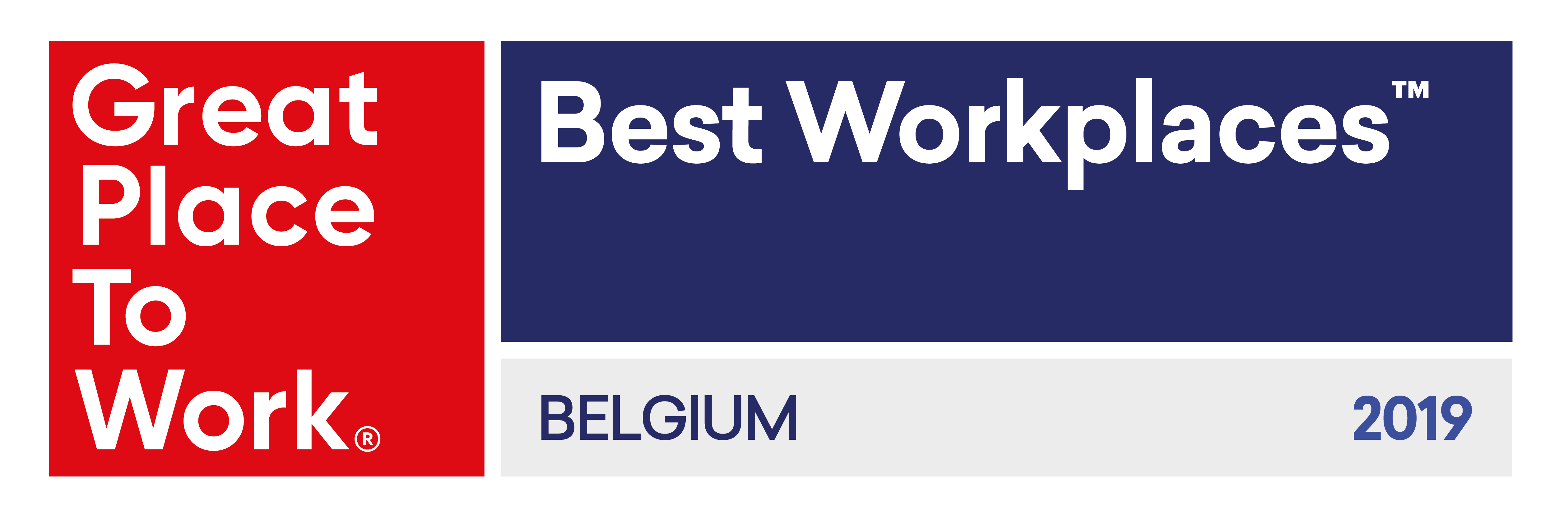 2020 Best Places To Work Best Employers in Belgium 2019
