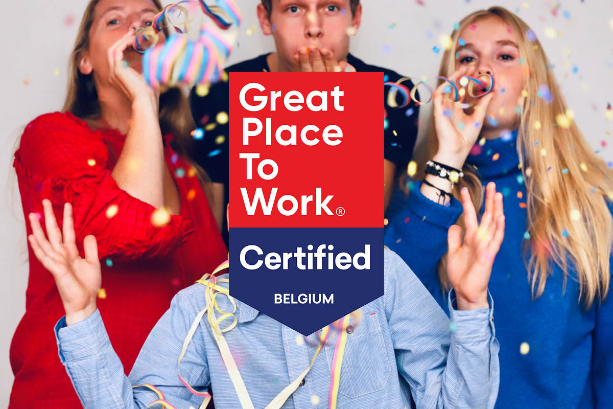 Find out! Which organisation is Great Place to Work-Certified™ in April?!