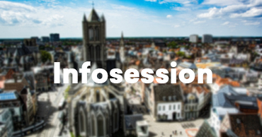 infosession Ghent